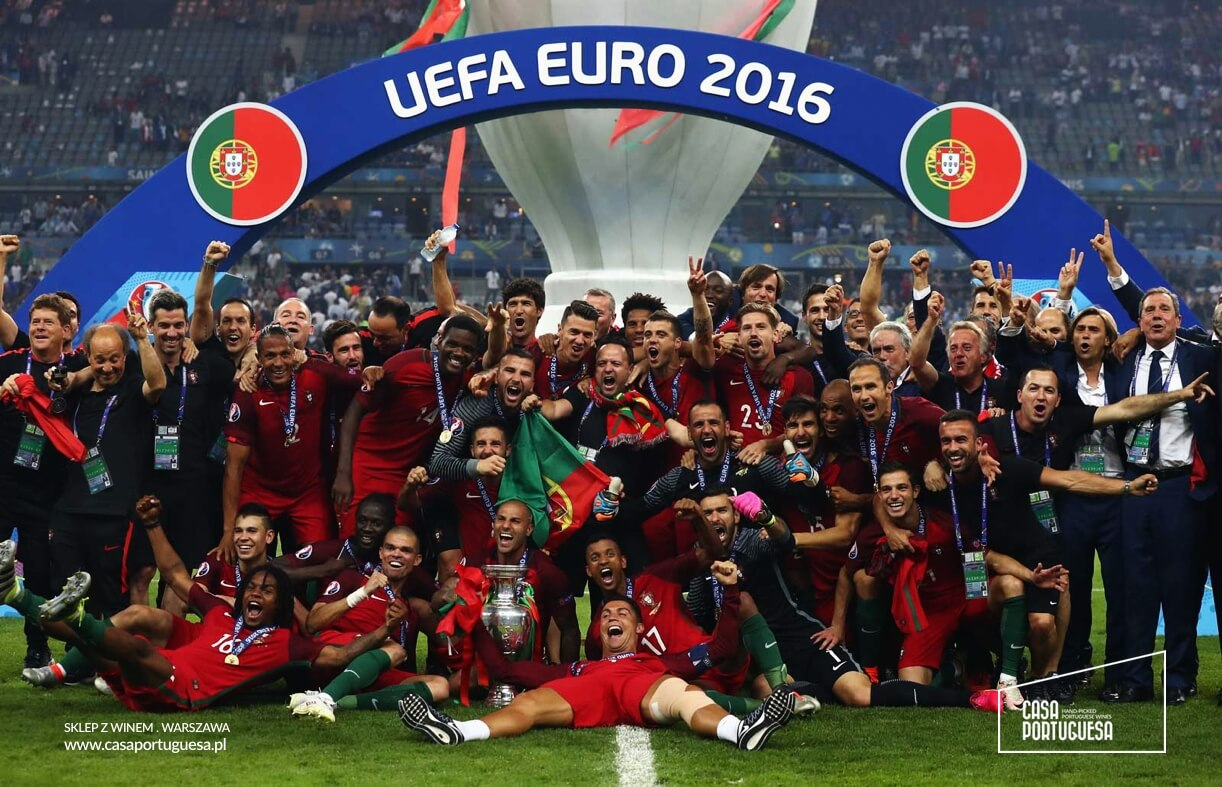 Portugal Euro 2016 Winners Promo